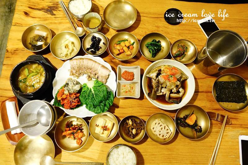 【韓國首爾】大瓦房큰기와집 – 醬油蟹 醬螃蟹 韓劇一起吃飯吧推薦場景 安國站美食