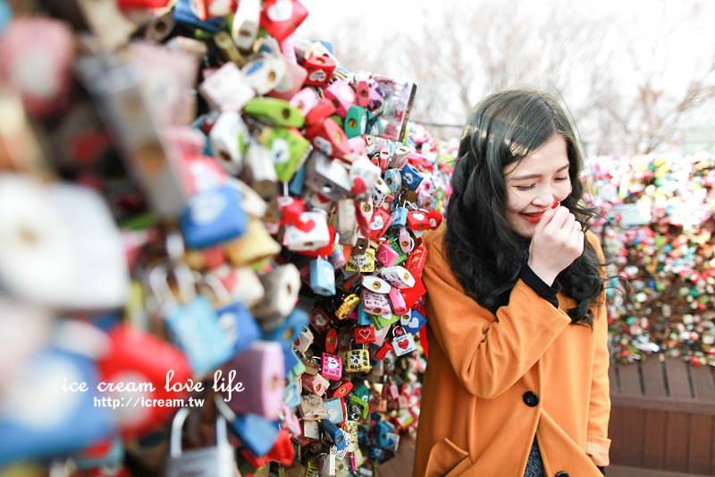 【韓國首爾】首爾塔 – 明洞必去 情侶鎖愛心鎖 教你怎麼去 來自星星的你景點