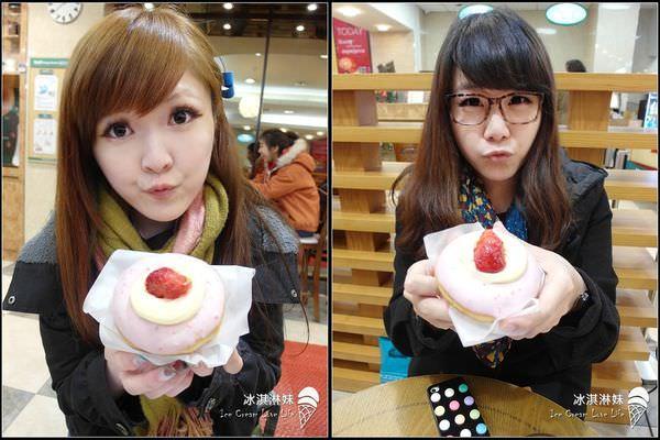 【韓國明洞】Krispy Kreme – 超美味美式甜甜圈到新村也要吃 台北信義威秀也開賣了